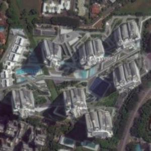 d'Leedon Singapore by Zaha Hadid (Google Maps)