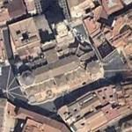 Cathedral of Murcia (Google Maps)