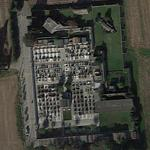 Brion Cemetery by Carlo Scarpa (Google Maps)