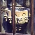 Hogwarts Pensieve on the Harry Potter set (StreetView)