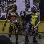 Lilith and Maya Cosplayers