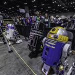Collection of Droids