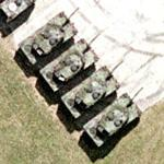 4 german tanks (Google Maps)