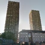 Bluevale and Whitevale Towers