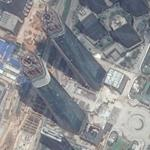 Jiangxi Nanchang Greenland Central Plaza by SOM