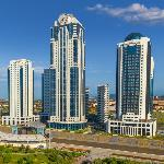 Grozny-City Towers