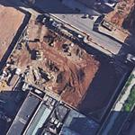 520 West 28th Street NYC by Zaha Hadid (under construction) (Google Maps)