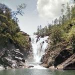 Big Rock falls (StreetView)