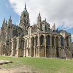 Bayeux Cathedral (StreetView)