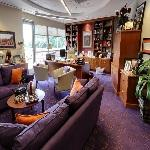 Clemson Football coach Dabo Swinney's office
