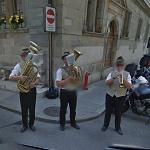 Brass band (StreetView)