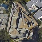 Calvin Klein's House (Google Maps)