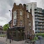 "Black Prince Pub - ""Kingsman: The Secret Service"" (StreetView)"