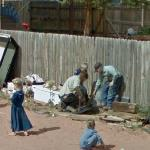 FLDS Church members (Mormon fundamentalists)