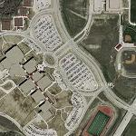 Allen High School (Google Maps)