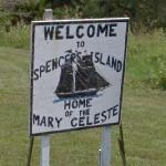 Welcome to Spencer's Island - Home of the Mary Celeste