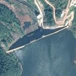 Chalillo Dam (Google Maps)