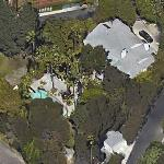 photo: house/residence of cool beautiful cute  12 million earning Hollywood, California, United States-resident