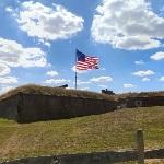 Star-Spangled Banner over Fort McHenry