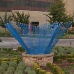 'Blue Rising' by Amy Westhover (StreetView)