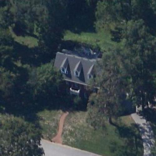 Rand Paul's House In Bowling Green, KY (Google Maps