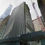 111 West 57th Street under construction