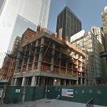 125 Greenwich Street under construction