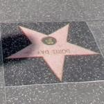 Doris Day's Hollywood star (StreetView)