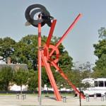 'Origins' by Mark di Suvero