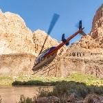 Copter in the Canyon (StreetView)