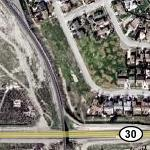 1989-05-12 - Rail disaster site (Google Maps)