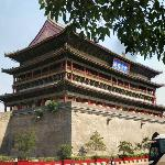 Drum Tower of Xi'an (StreetView)