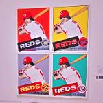 'Pete Rose' by Andy Warhol