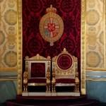 Royal Thrones of Christiansborg Palace