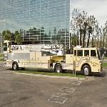 Garden Grove Fire Truck In Los Angeles Ca Virtual