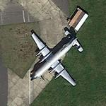 "Canadair CL-44-O Guppy ""Skymonster"" (9G-LCA) (Google Maps)"