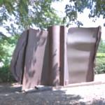 'Monsoon Drift' by Anthony Caro