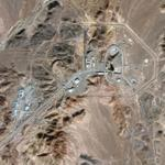 Iranian Orbital launch site