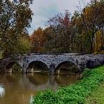 Burnside's Bridge at the Battle of Antietam