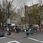 Alder Street Food Cart Pod (StreetView)