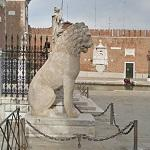 Piraeus Lion of Venice