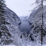 Winter in the German Alps