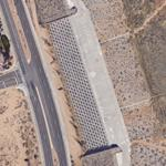 "Breaking Bad Filming Location ""John B. Robert Dam"" (Google Maps)"