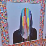 'Electric Laser Goo Pop Head' by Douglas Coupland