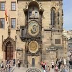 Prague astronomical clock (1410)