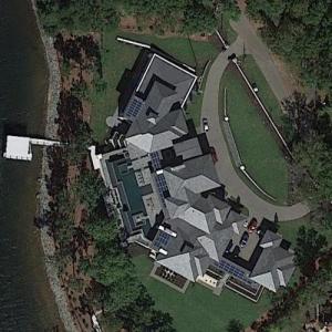 Denny Hamlin S House In Cornelius Nc Virtual Globetrotting
