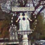 Biddenden village sign