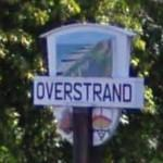 Overstrand village sign (StreetView)