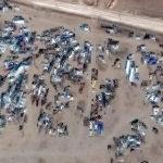 Abandoned Vehicles at Syria/Turkish Border (Google Maps)