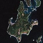 Seven Hundred Acre Island (Google Maps)